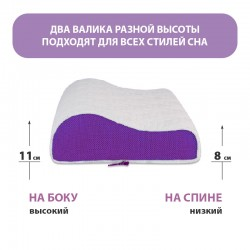 Подушка Фабрика Сна Memory-1