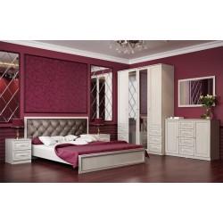 Кровать 06.15 Габриелла с настилом 160х200