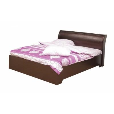 Кровать 06.298 Мона венге с настилом