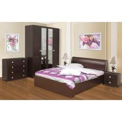 Кровать 06.297 Мона венге