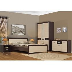 Кровать 06.240 Стелла венге