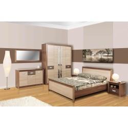 Кровать 06.240 Стелла ясень шимо