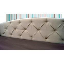 Кровать Тони 4 вудлайн кремовый