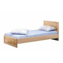 Кровать 06.258 Волжанка кремовая