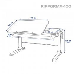 Парта RIFFORMA COMFORT-100