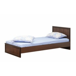 Кровать 06.258 Волжанка венге