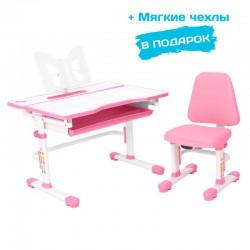 Комплект парта и стул с чехлом RIFFORMA COMFORT-07 Lux