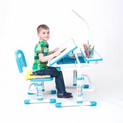 Комплект парта и стул с чехлом RIFFORMA COMFORT-07