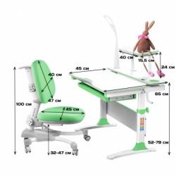 Комплект парта и кресло RIFFORMA SET-30